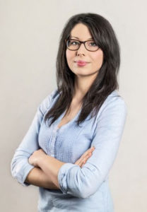 Anita tomasik - dietetyk