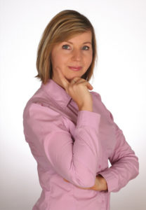 Psycholog Beata Tomasik